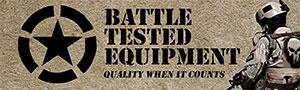 Battle Tested Equipment